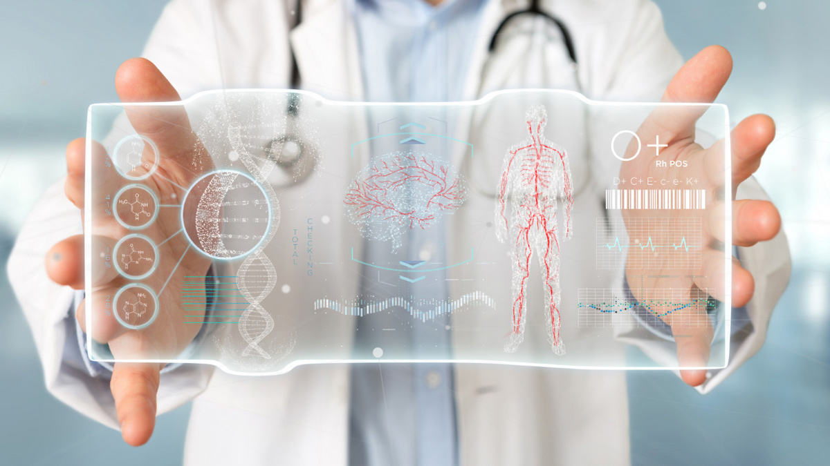 Healthcare Infused with AR