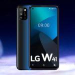 LG W41 India