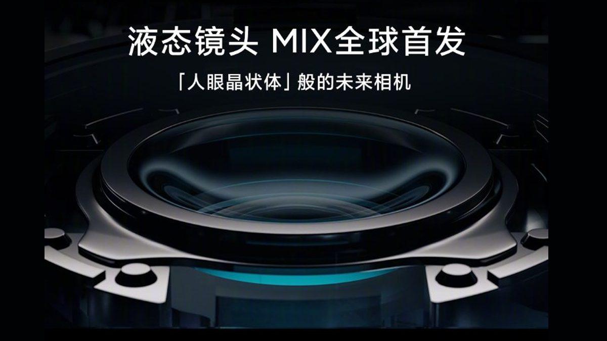 Mi Mix Liquid Lense