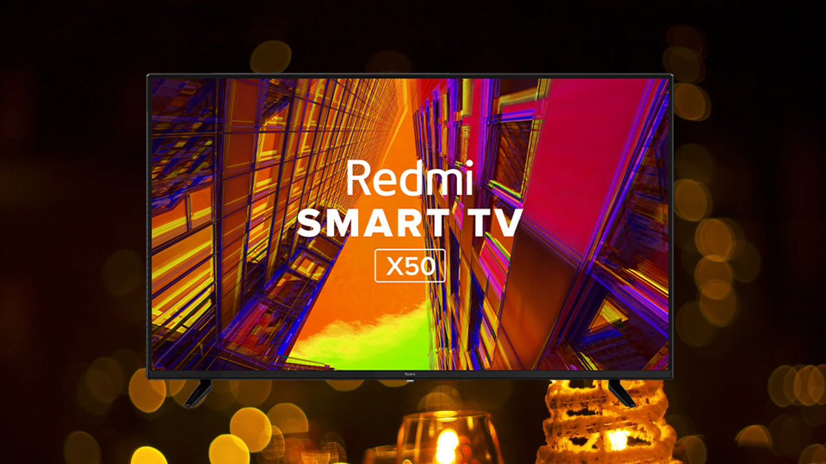 Redmi Smart TV X50