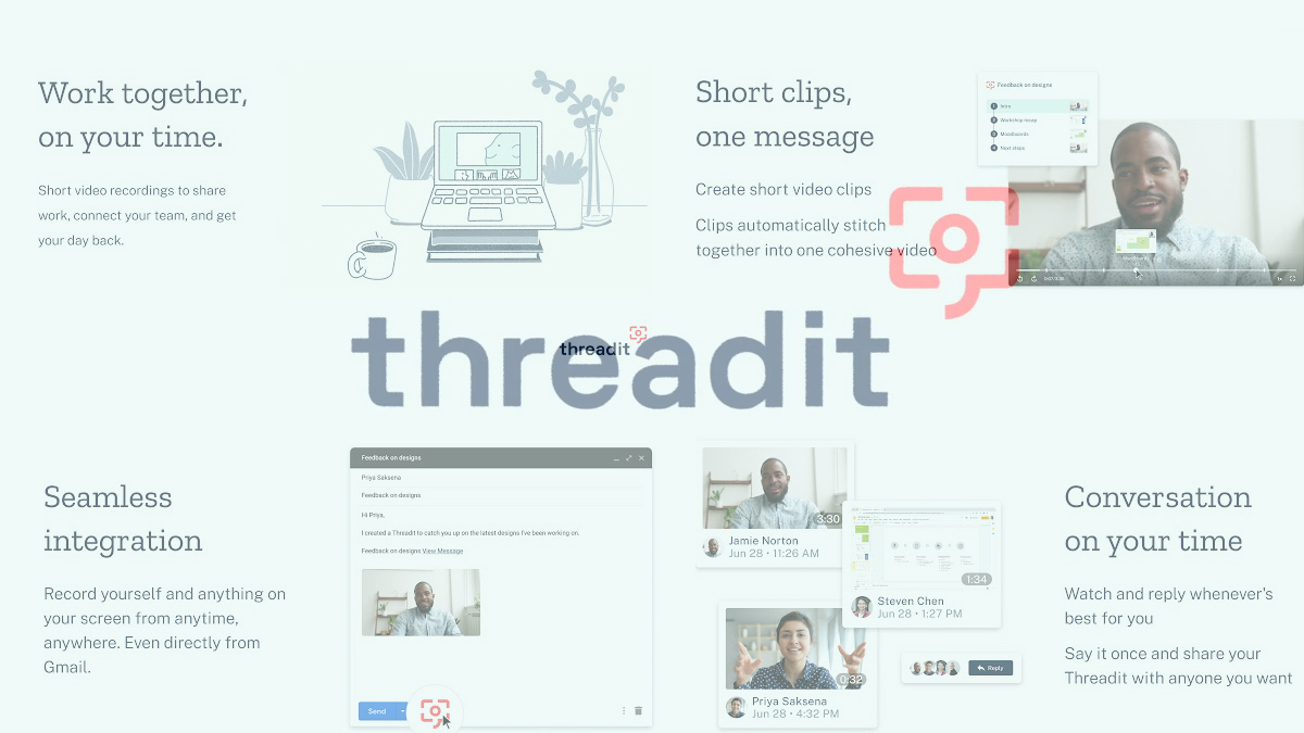 Threadit by Google