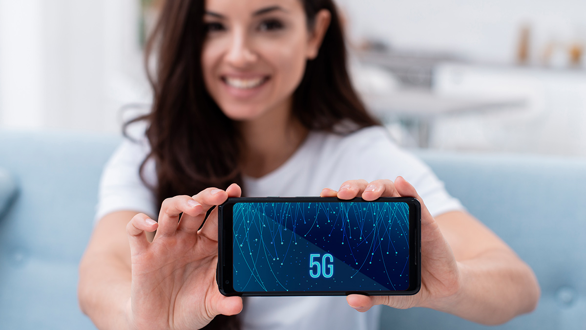 5G Chip Smartphone