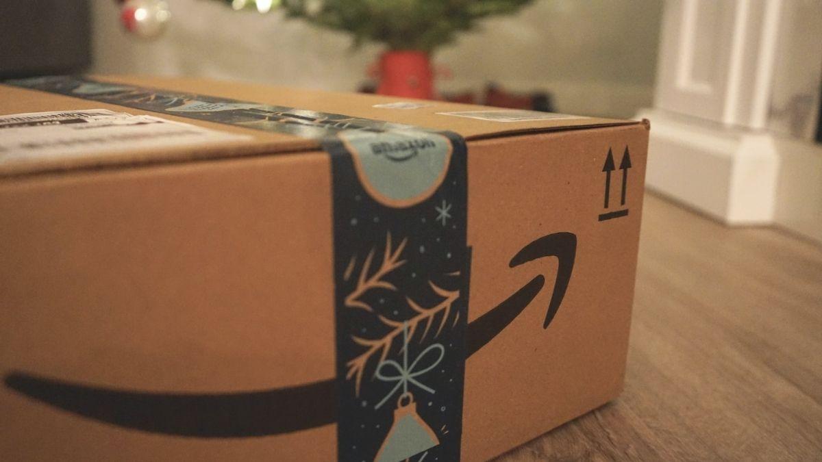 Amazon Box Package