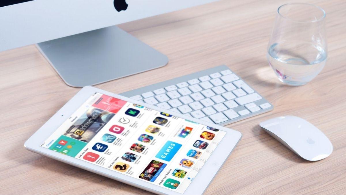 Apps Opened On iPad