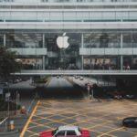 Apple Building Car
