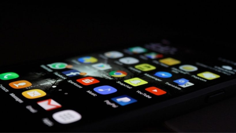 Apps On Phone