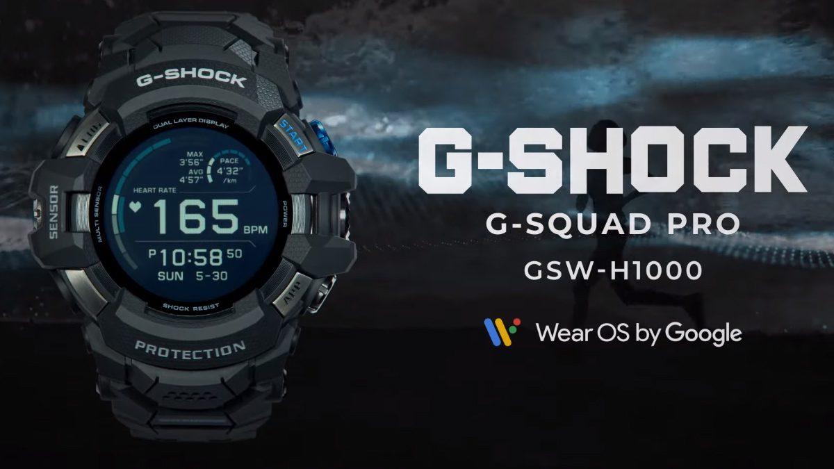 Casio WearOS Smartwatch