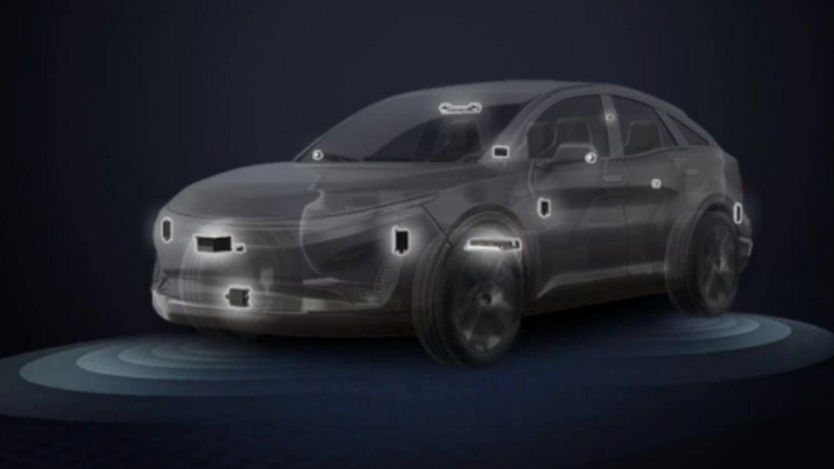 DJI Autonomous Car