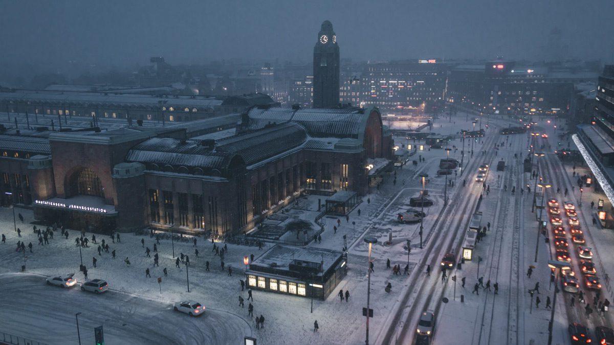 Finland New Tech Hub