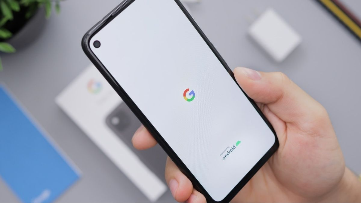 Google Android Pixel Phone