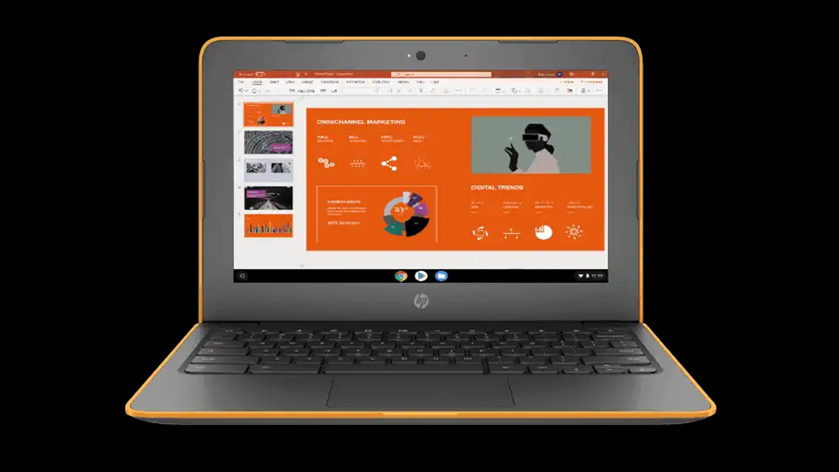 HP Chromebook For Student