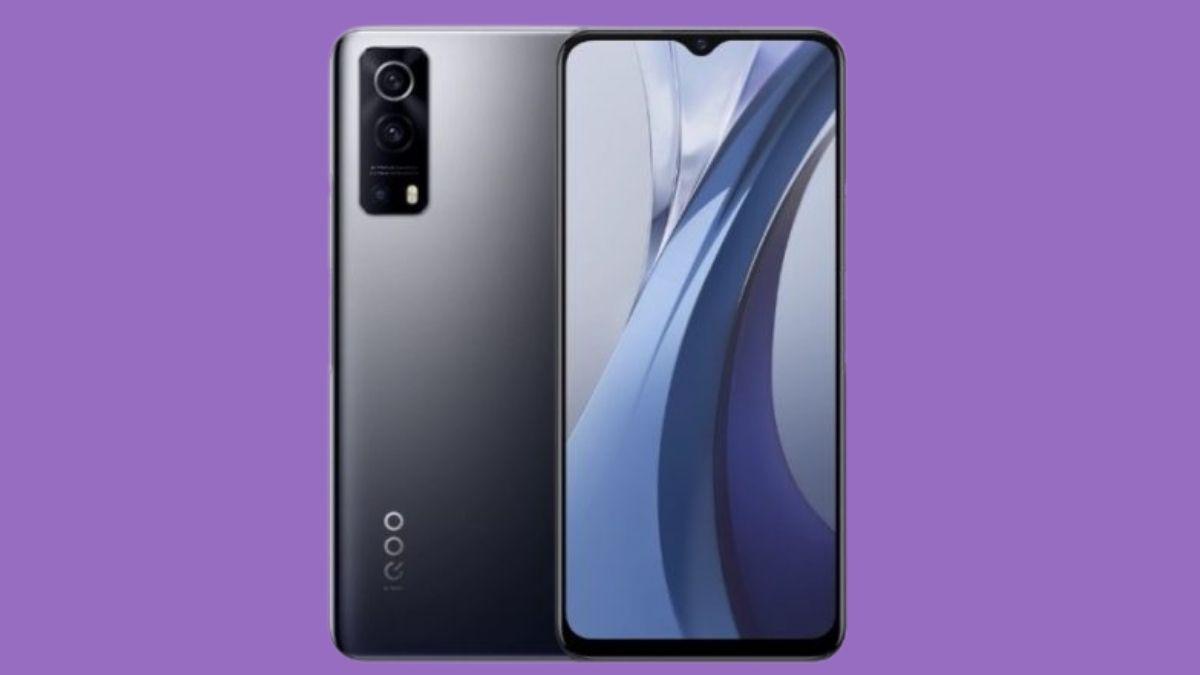 iQOO Z3 5G Smartphone