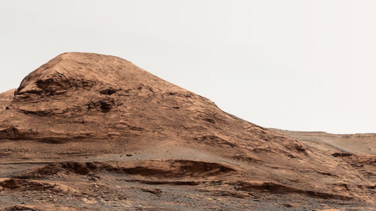 Martian Hill