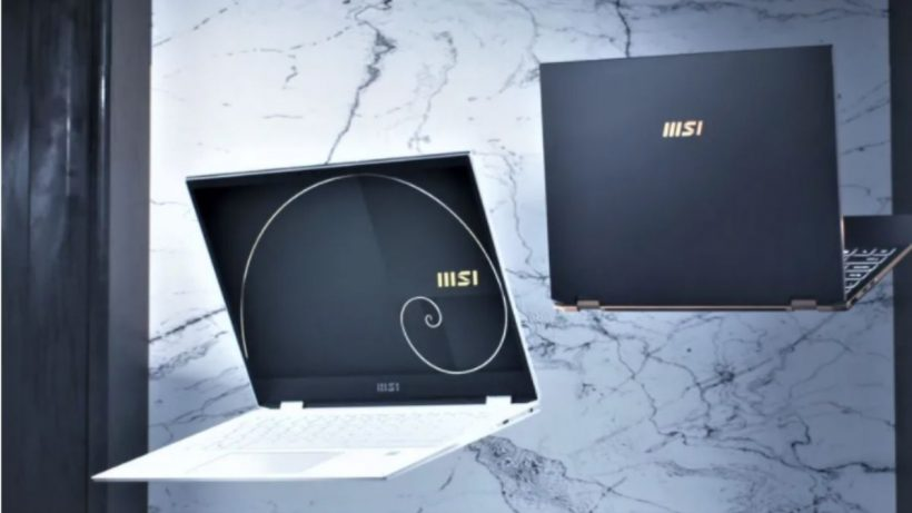 MSI Business Laptop