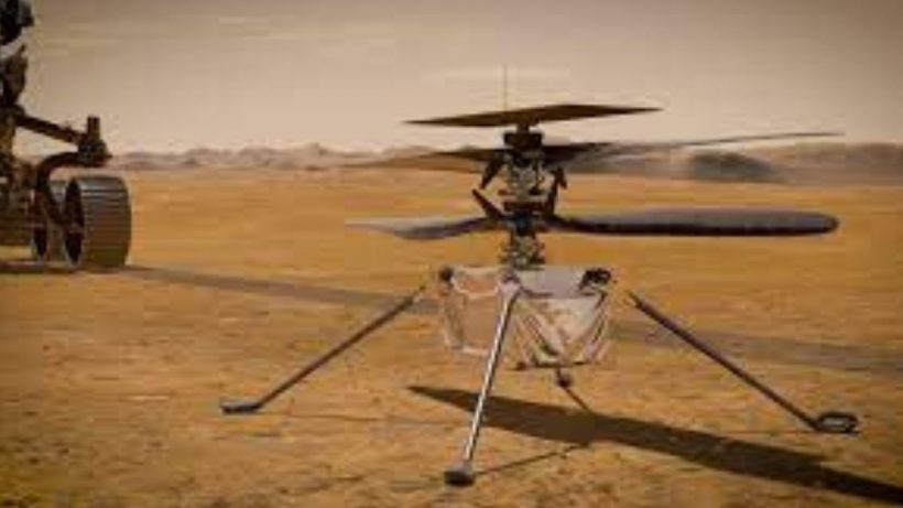 NASA Ingenuity Helicopter