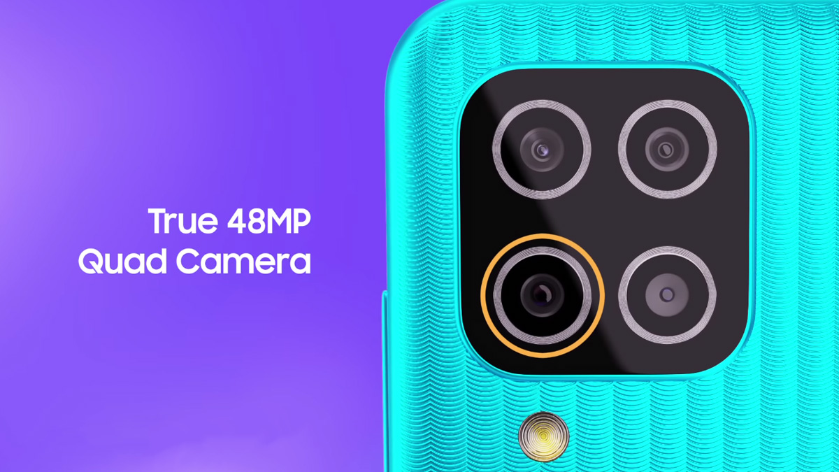 Samsung F12 Camera