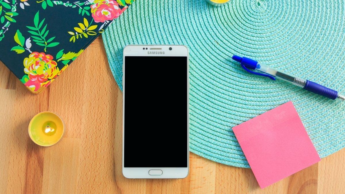 Samsung Smartphone Pen Note