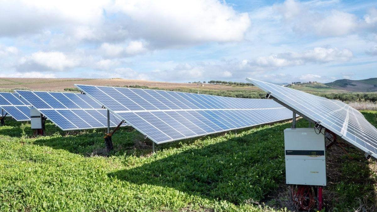 Solar Wind Panel