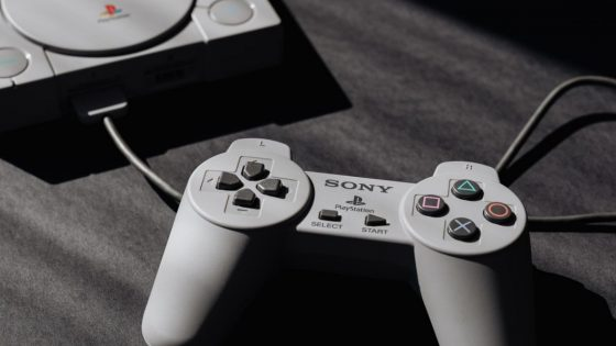Sony PlayStation Game Controller