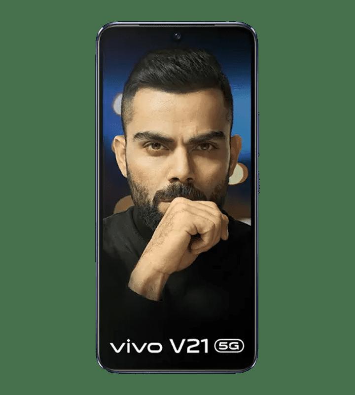 Vivo V21 Front
