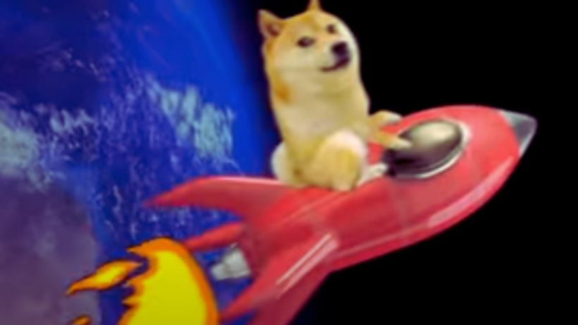 DOGECOIN-funded Satellite