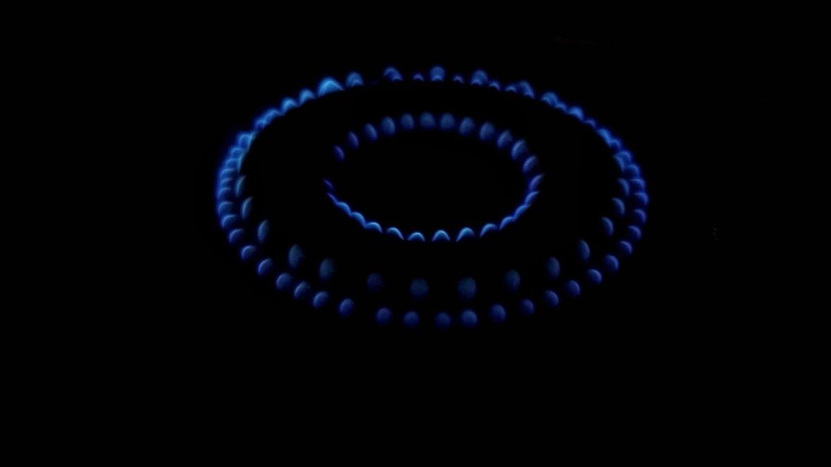 Gas Blue