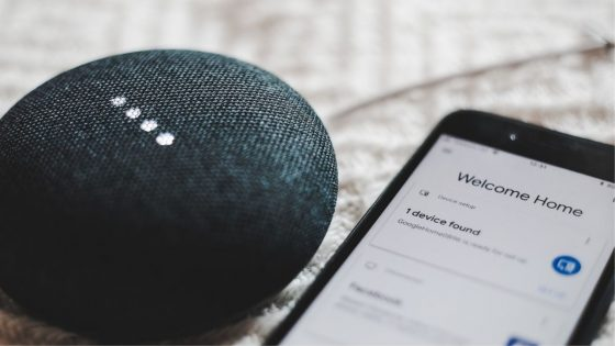 Google Assistant Connected On Mobile Phone