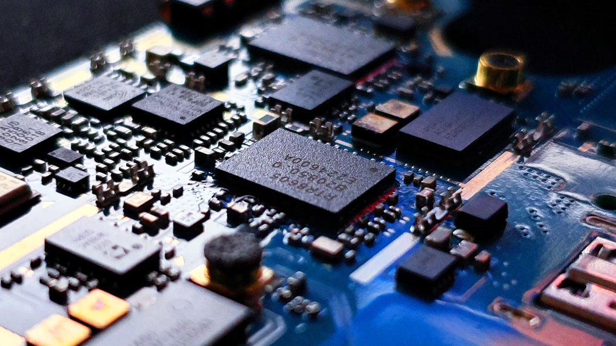Samsung chip making