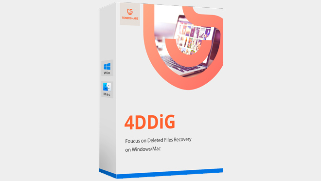 4ddig File Recovery
