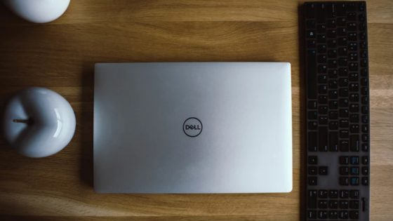 DELL thinnest laptop