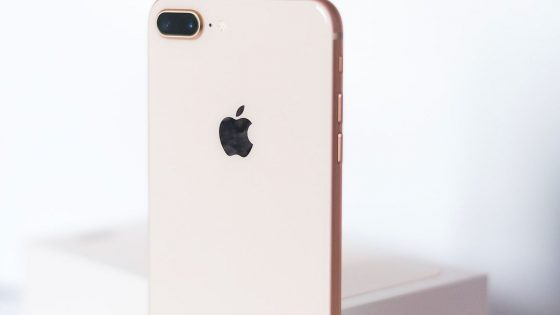 Apple iPhone White Color