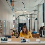 Google store in New York