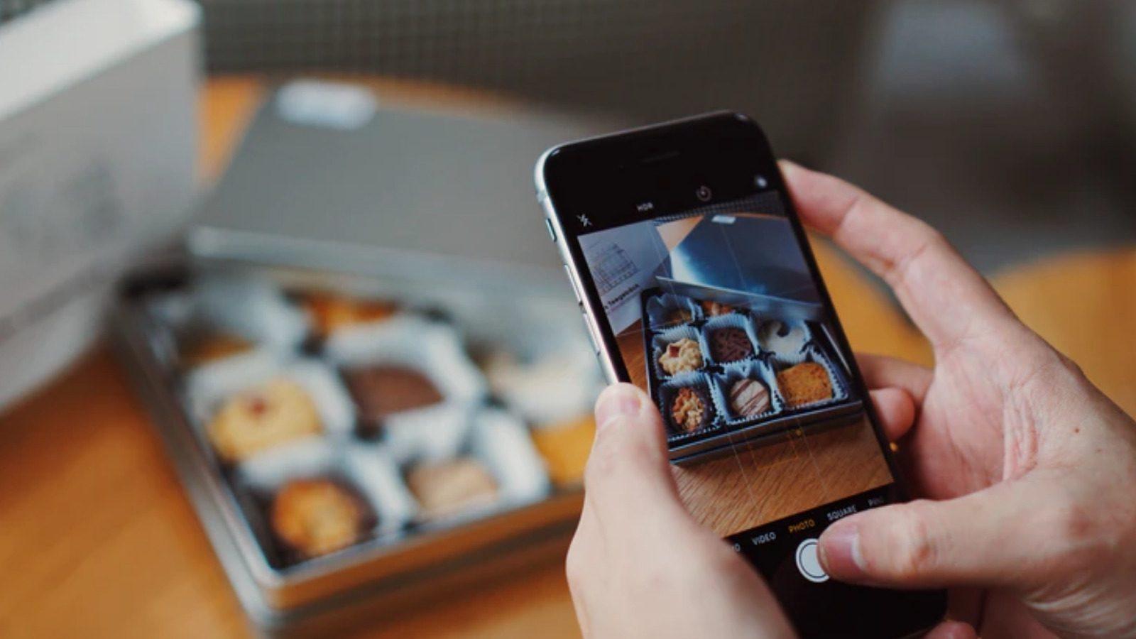 iOS 15 camera