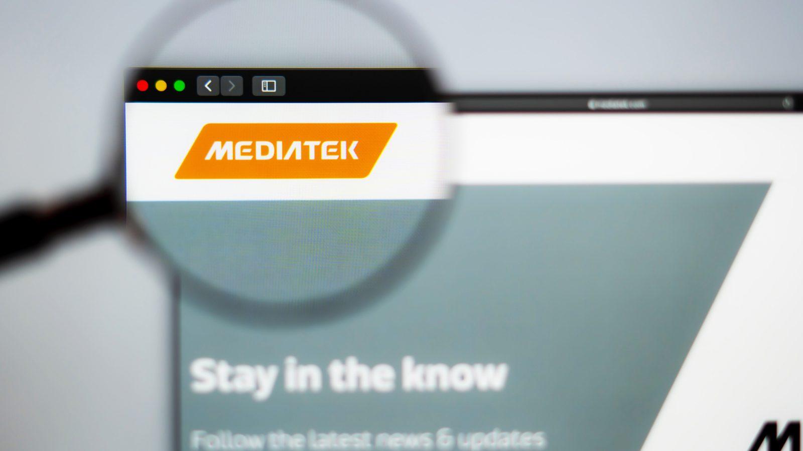 MediaTek New Chip