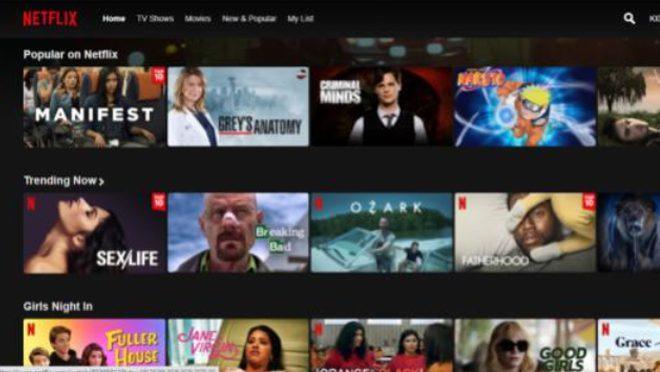 Netflix Series