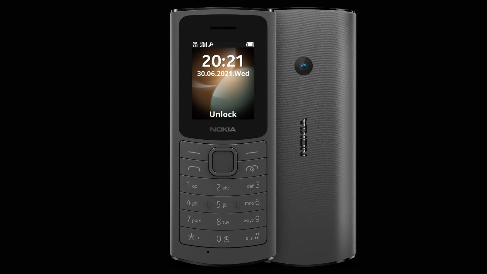 Nokia 110 4G Smartphone