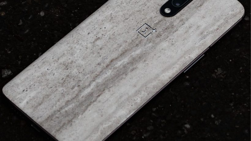 OnePlus Wooden Phone Cover