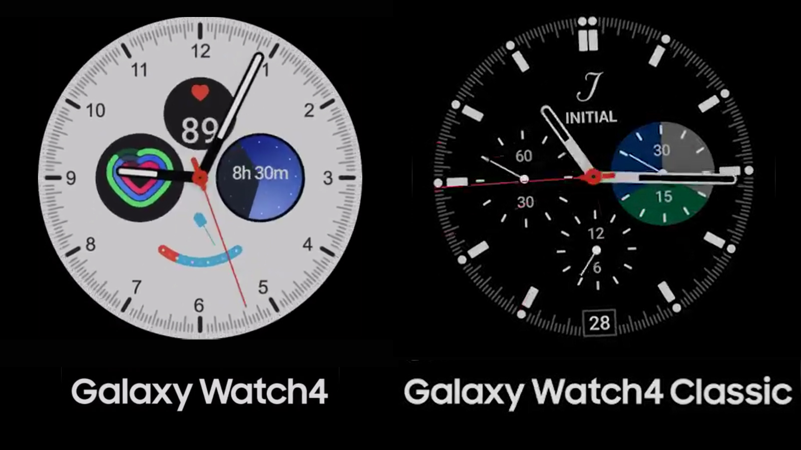 Samsung Galaxy Watch 4 And Classic Watch