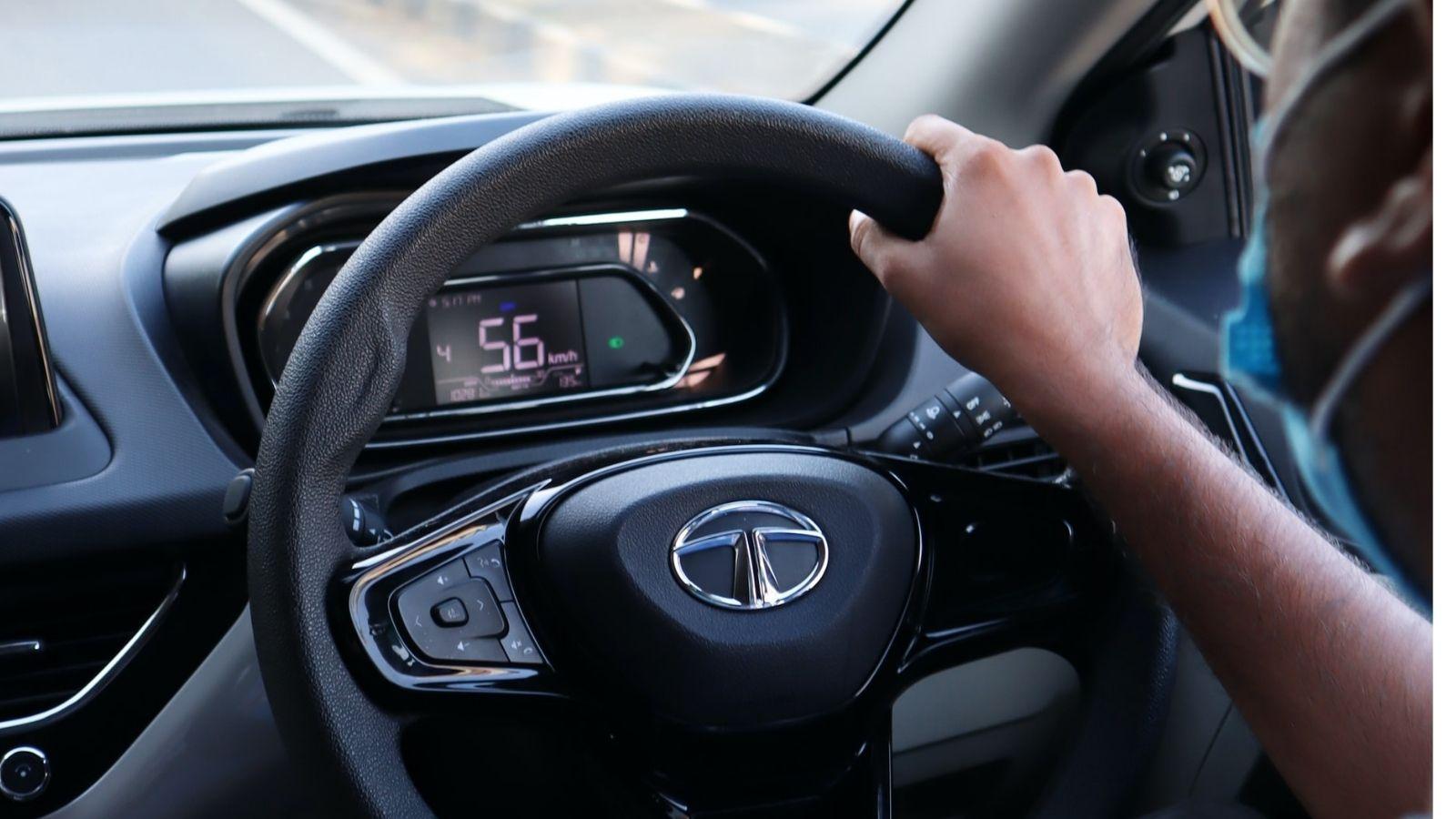 Tata Car Steering