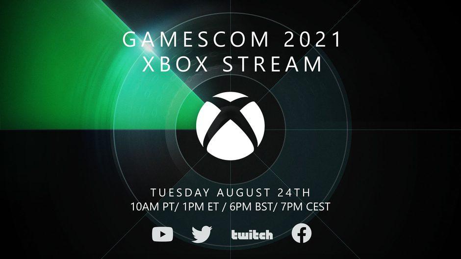 Gamescom Xbox Stream