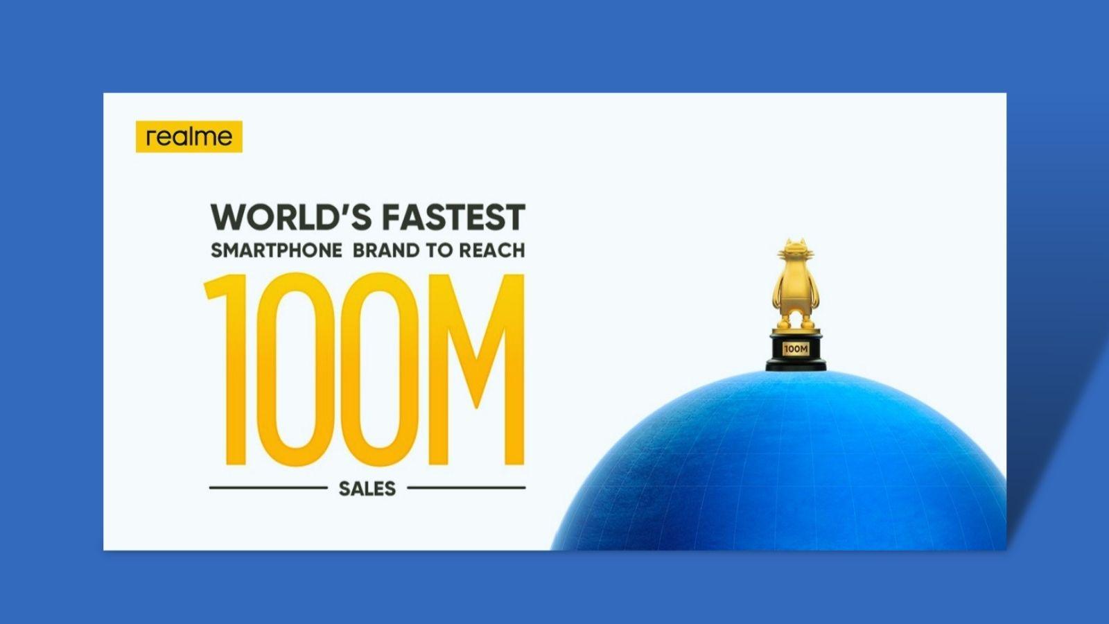 Realme Sales
