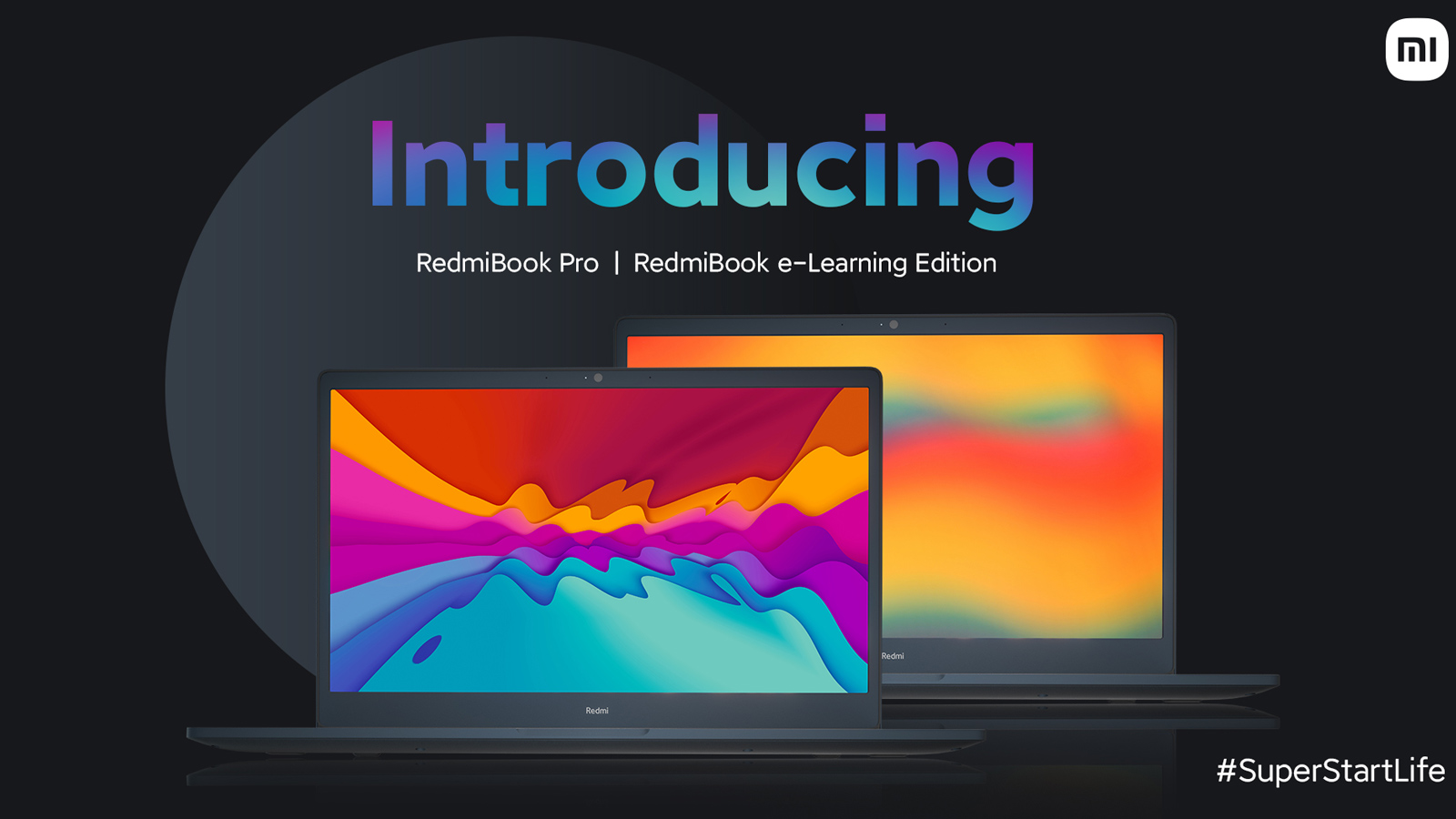 RedmiBook Pro and e-Learning Edition