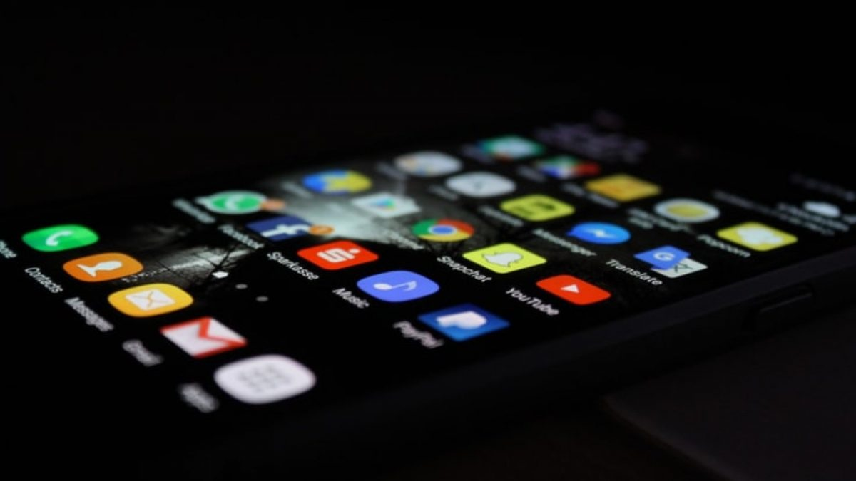 Apps on Mobile