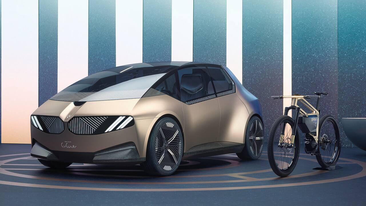 BMW i-vision Circular Concept