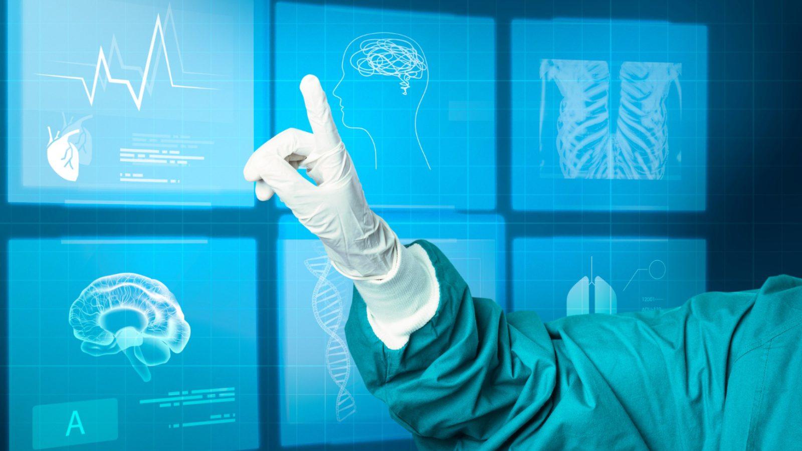 Digital Healthcare Tech