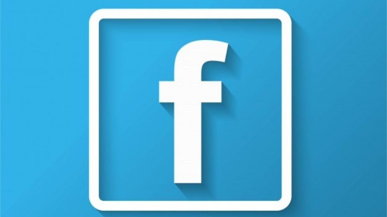 Facebook Blue Logo
