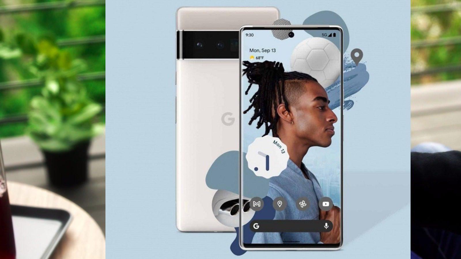 Google Pixel 6 Features