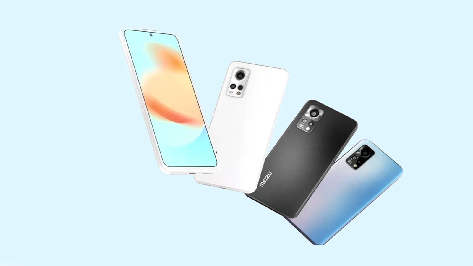 Meizu 18X Smartphone