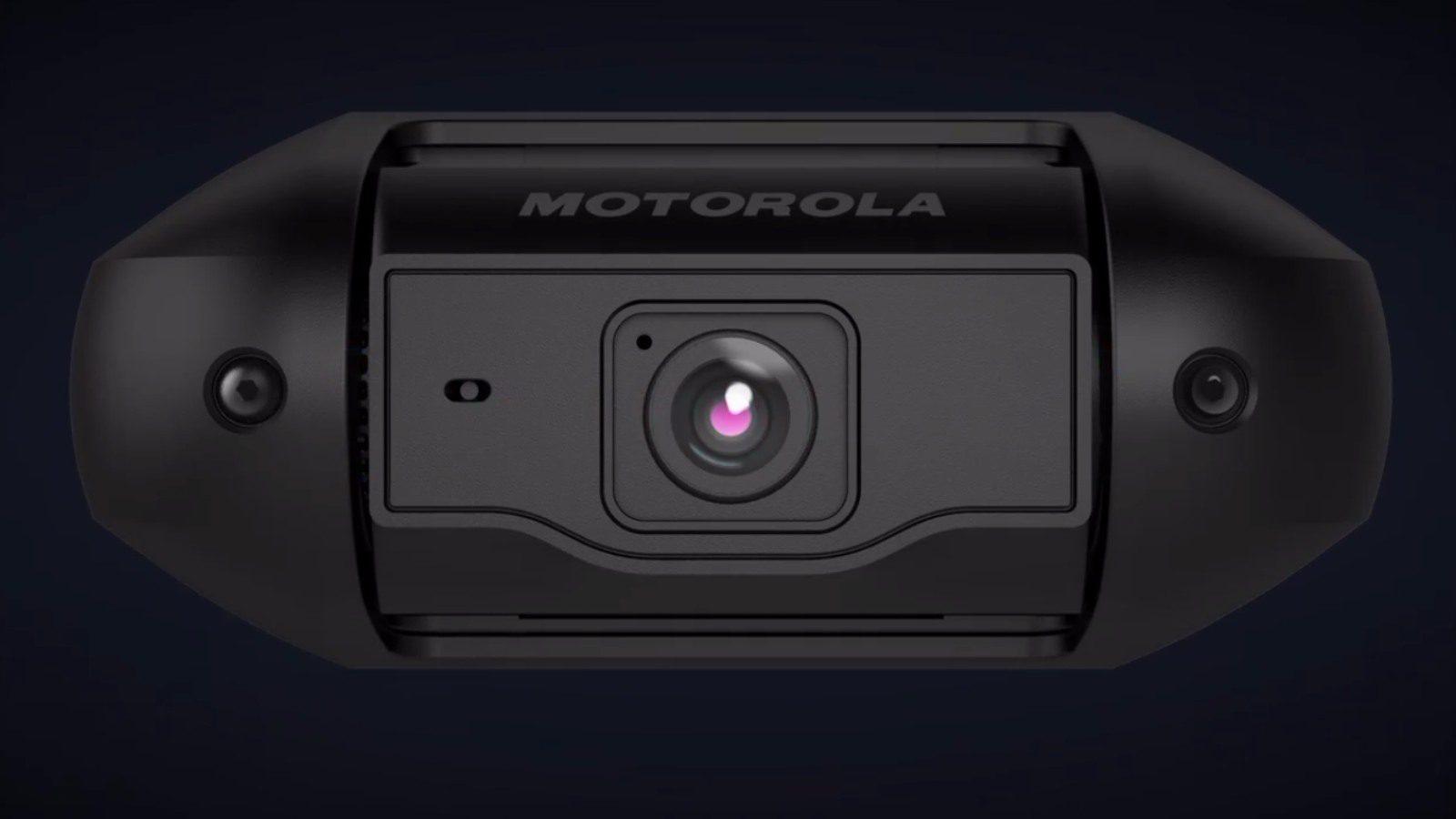 Motorola in car video system