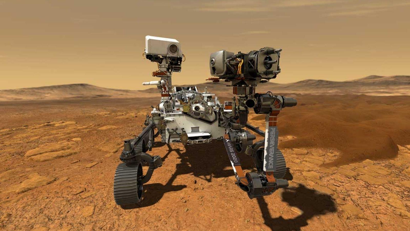 NASA Rover
